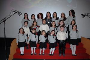 coro Mariele Ventre di Gravina in P.